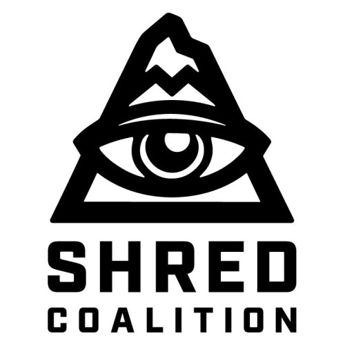 Shred Coalition Main Logo