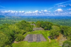 View From El Castillo | Xunantunich Maya Site | San Ignacio, Belize | Image by Indiana Architectural Photographer Jason Humbracht