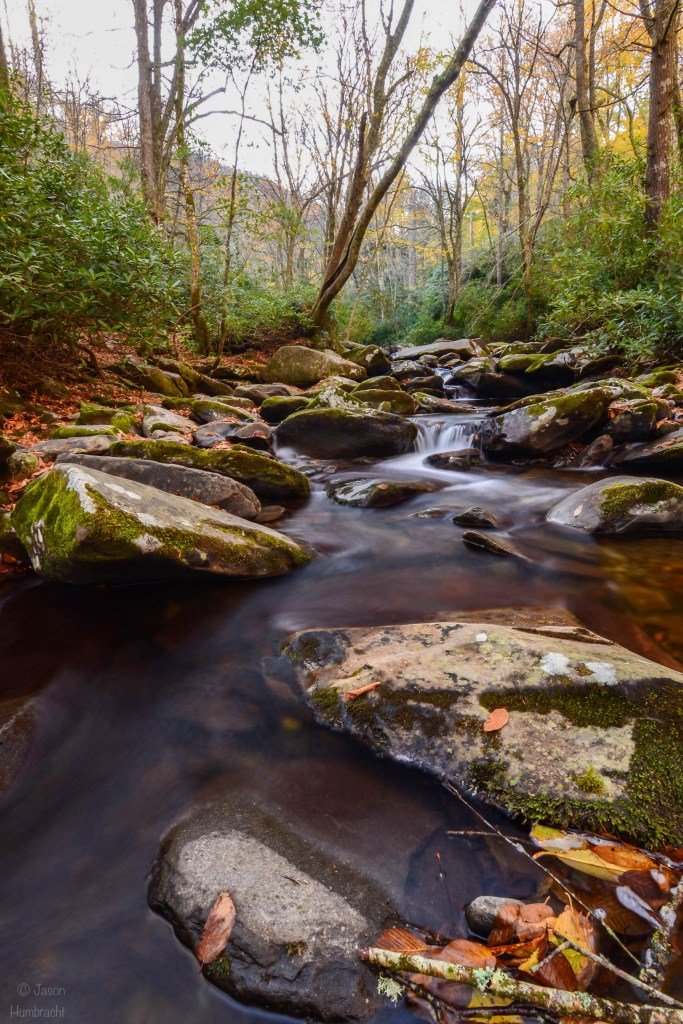 Smoky Mountains Waterfalls | Image By Indiana Architectural Photographer Jason Humbracht