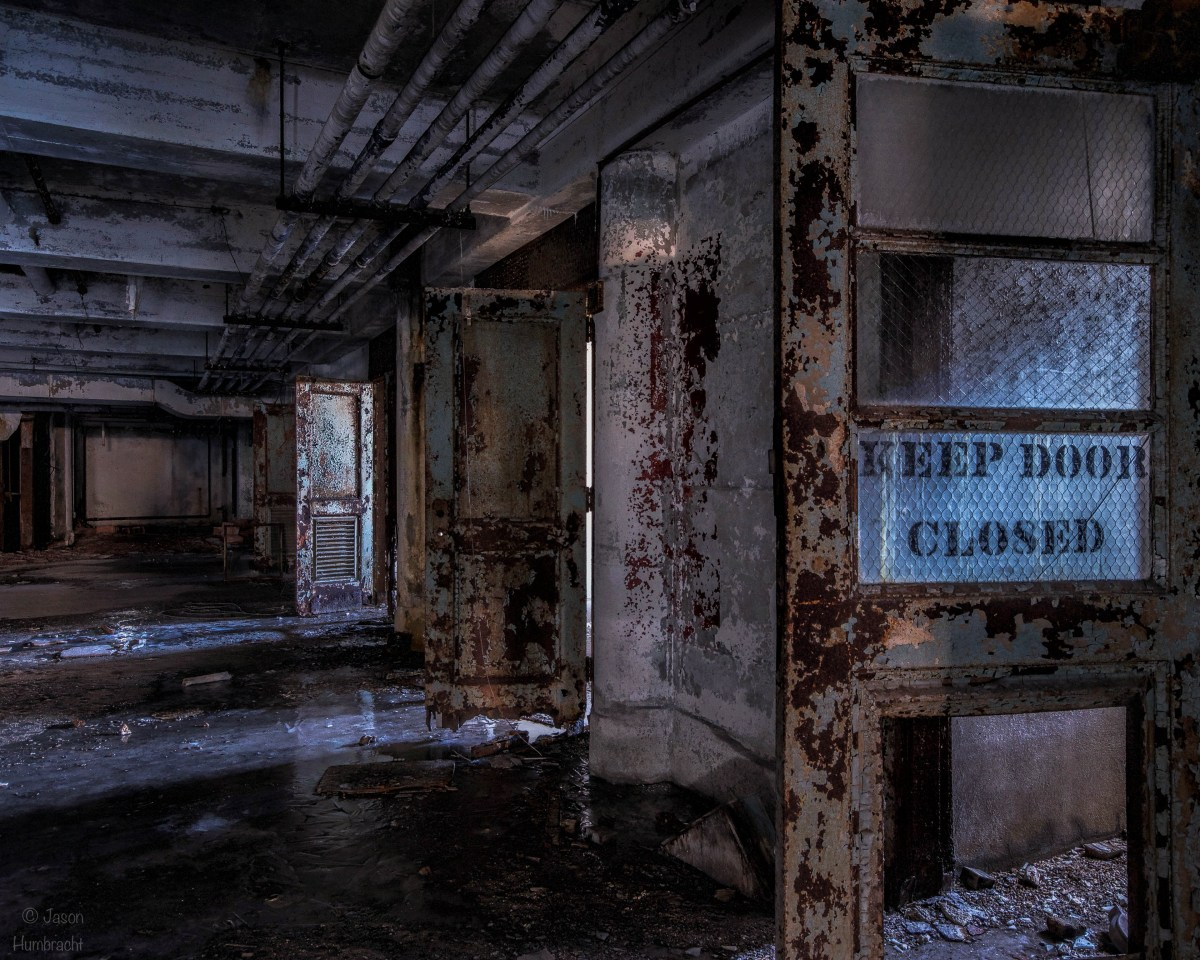 Abandoned Government Building | Gary, Indiana | Urbex Photography