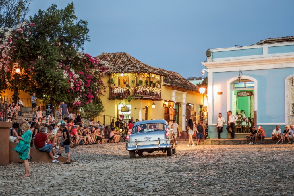 Travel Photography Tips | Trinidad Cuba | Image By Indiana Architectural Photographer Jason Humbracht