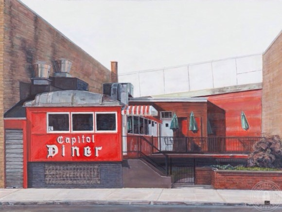 Capital Diner
