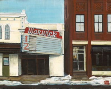 old movie theaters Warwick Marblehead MA
