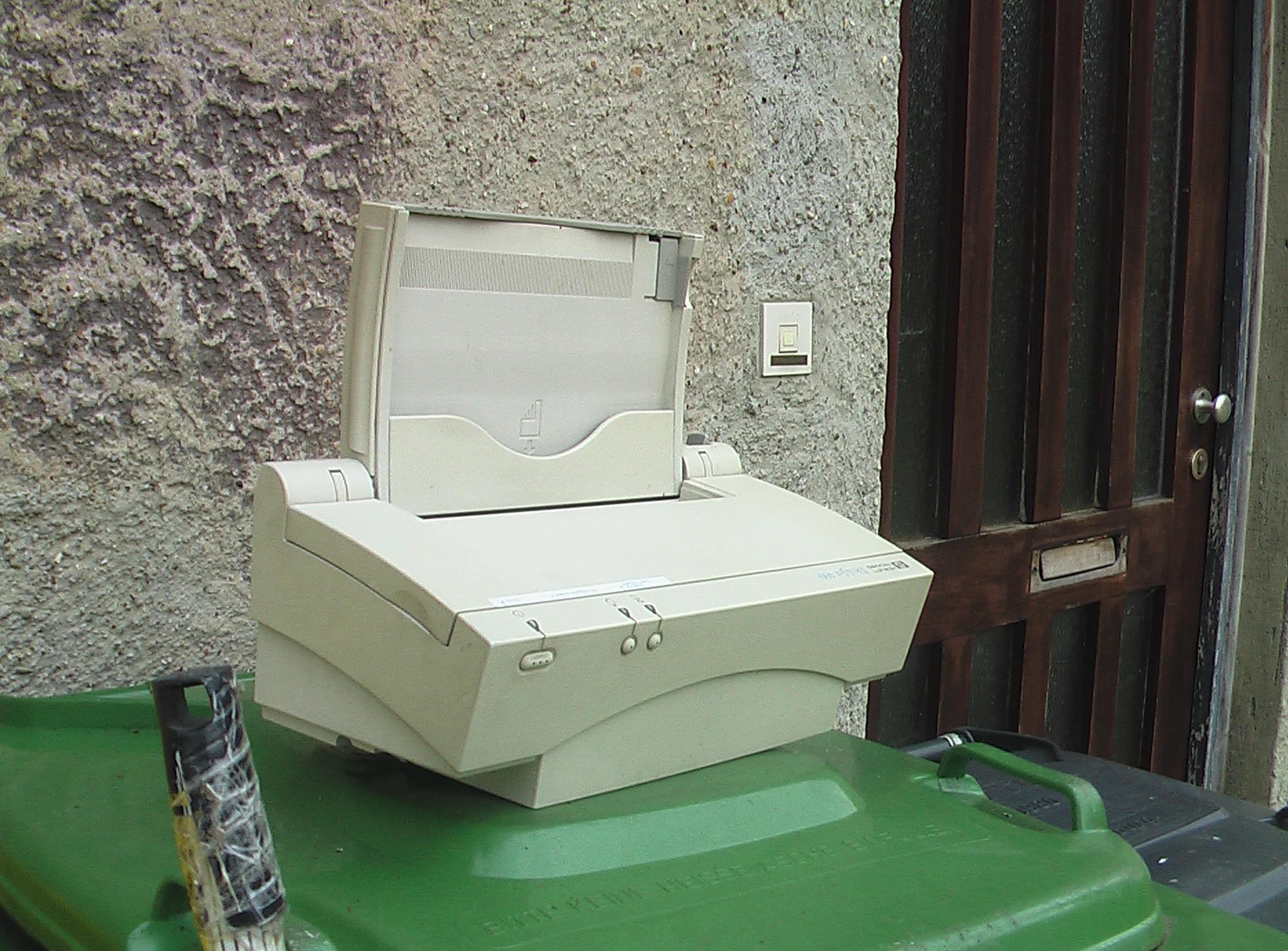 Kriegshaber Cemetery Printer