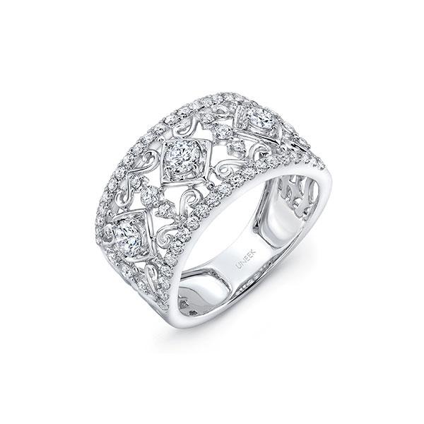 Uneek diamond ring