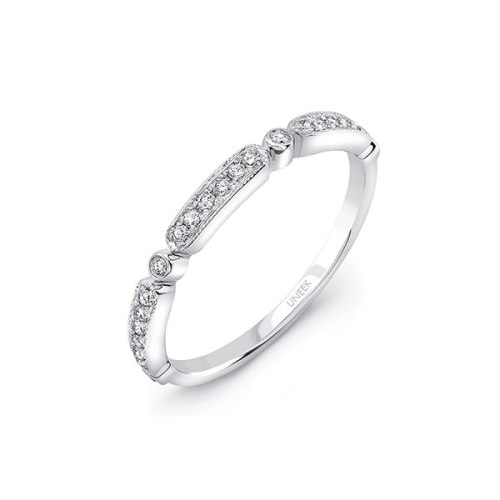 Uneek diamond wedding band