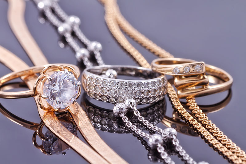 Gold Or Silver Jewellery