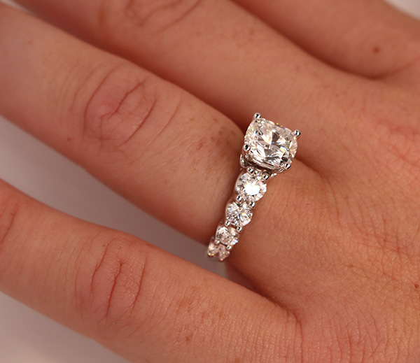 2010s Engagement Ring