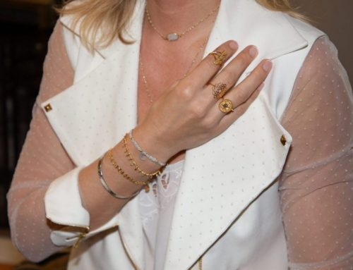 How to Mix and Match Gold and Silver Jewellery