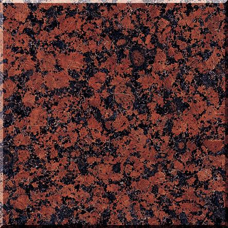 Carmen Red Granite Countertop Tile Slab Black Kitchen