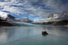 Rasmussen Glacier, East Greenland, August 2006