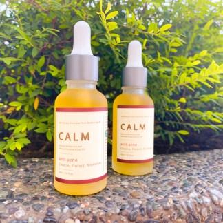 CALM皮膚護膚油