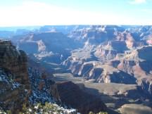 Grand Canyon at noon