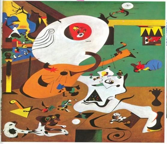 米羅 Joan Miro | JIBAO - 洞悉教材的趨勢