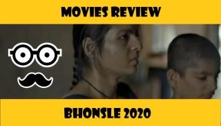 Bhonsle 2020
