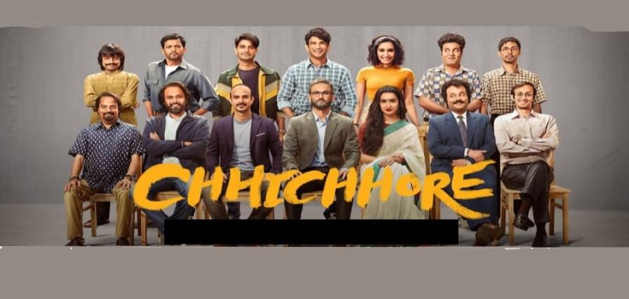 sushant singh rajput Chicchore moviews