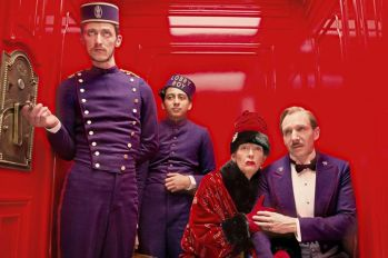 The Grand Budapest Hotel (2014) ★★★★