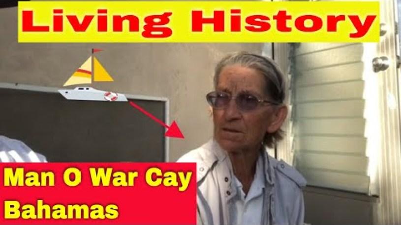 Man O War Cay Map