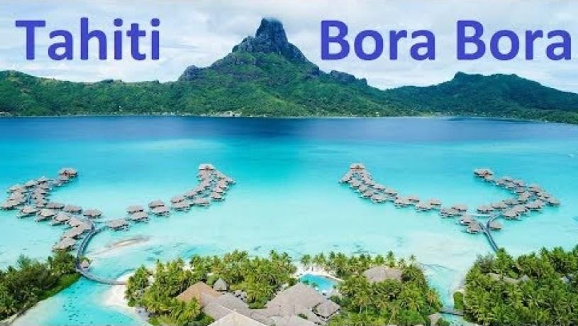 Are Tahiti And Bora Bora The Same Place