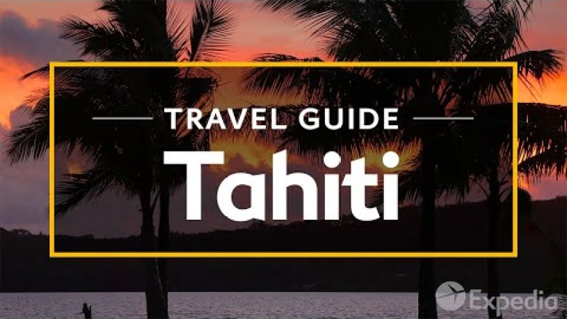 Where Is Tahiti Island Located