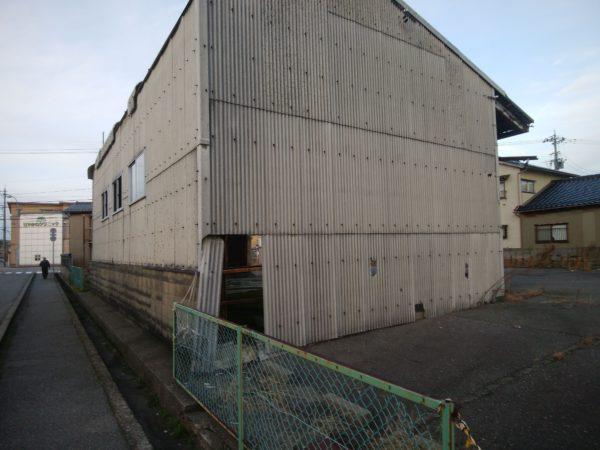 旧_能木場木材の車庫