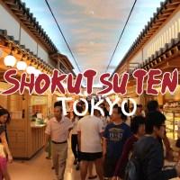 SHOKUTSU TEN TOKYO