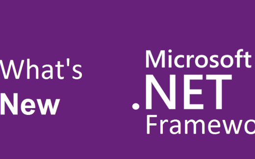 What's new in Microsoft .Net Framework 4.8