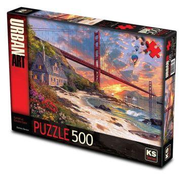 11374-ks-games-500-parca-sunset-at-golden-gate-dominic-davison-puzzle-67
