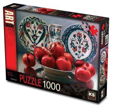 11382-ks-games-1000-parca-nar-ve-porselen-ismail-acar-puzzle-13