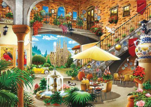 11389-ks-games-1000-parca-barcelona-view-from-courtyard-hiroyuki-tanikawa-puzzle-58