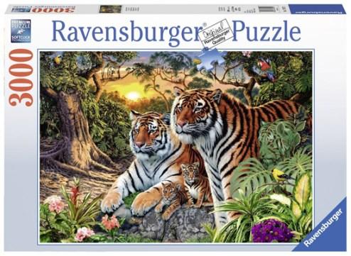 steve read_ ravensburger hidden-tigers-jigsaw-puzzle-3000-