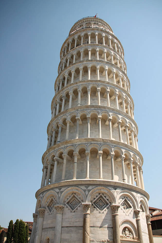 Tower Of Pisa Free Jigsaw Puzzles Online