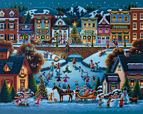 Eric Dowdle Christmas Puzzles Jigsaw Puzzles For Adults