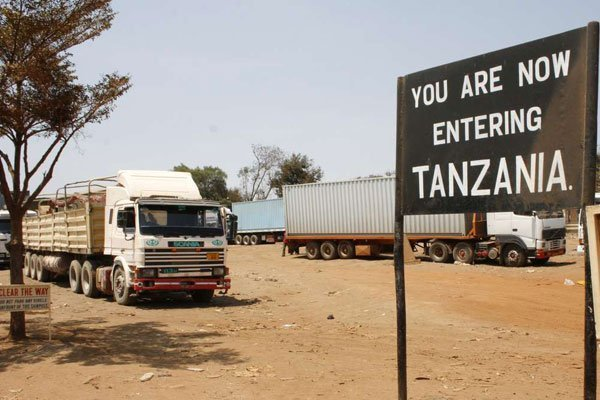 East African countries deporting their citizens