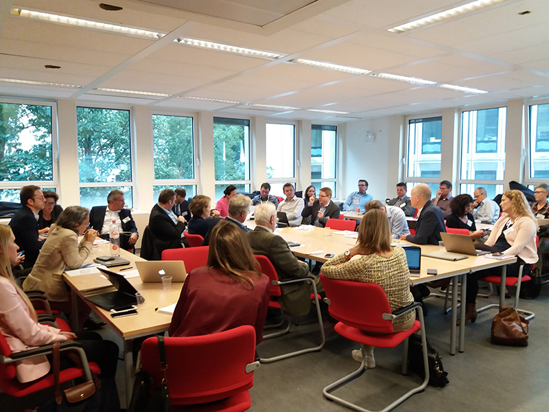 The EIP-SCC Sustainable Urban Mobility action cluster