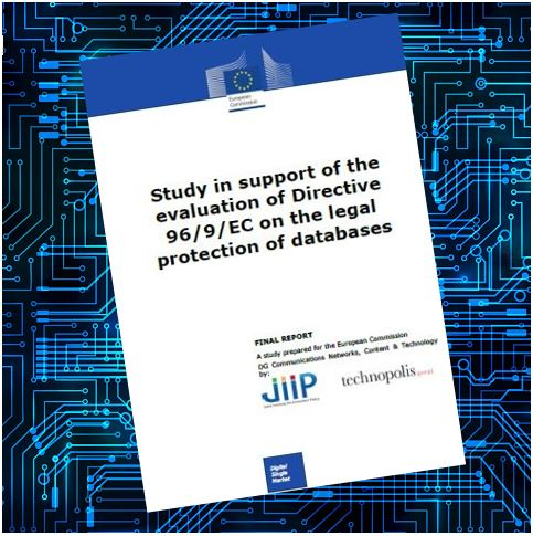 Study in Support of the Evaluation of the Database Directive