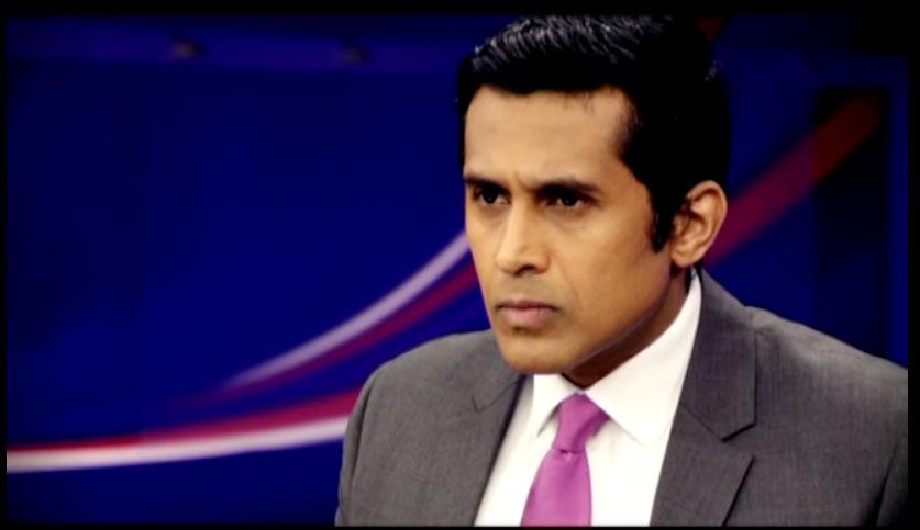 Anand Narasimhan Times Now