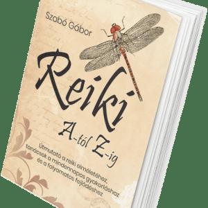 Szabó Gábor: Reiki A-tól Z-ig c. könyv