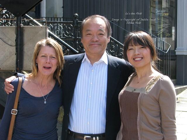 Tadao Yamaguchi visits Winchester