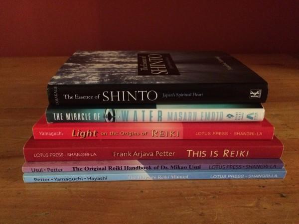 Great Japanese Reiki Books