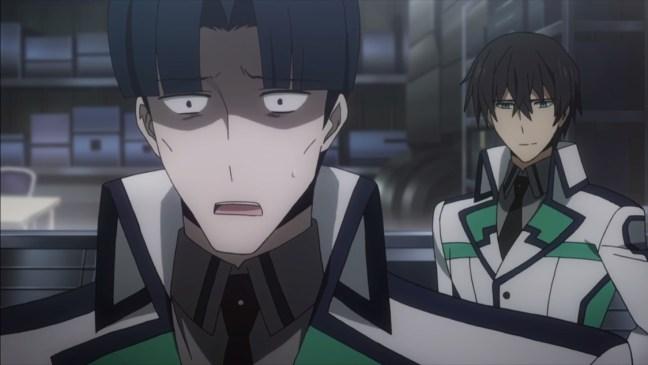 Mahouka Episode 22 Review Sekimoto Busted