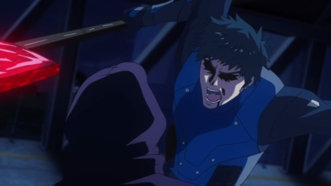 Tokyo Ghoul ep 11 discussion Amon