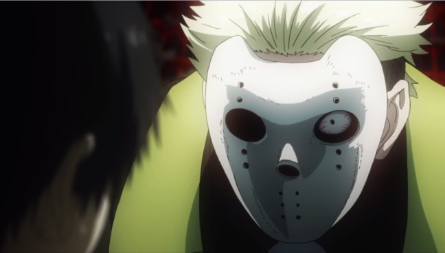 Tokyo Ghoul Kaneki Torture Scene