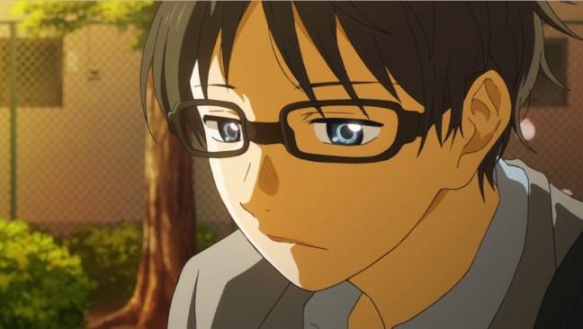 Shigatsu wa Kimi no Uso Episode 3 Review Arima