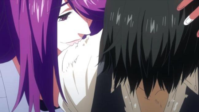 2014 Anime Ranking Tokyo GHoul