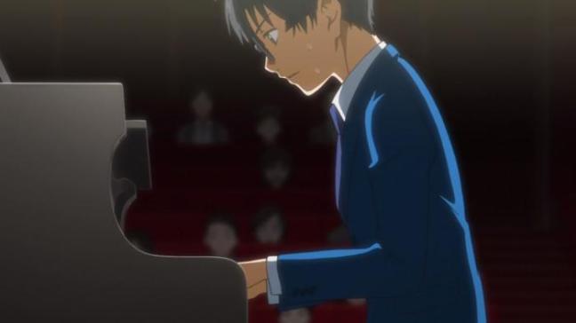Kimi Uso Piano Performance