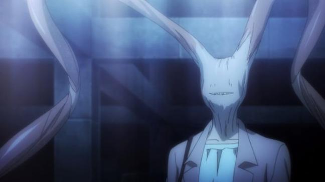 Parasyte Anime Ep 17 Synopsis Reiko Parasite Form