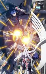 Gunslinger Stratos Anime Spring