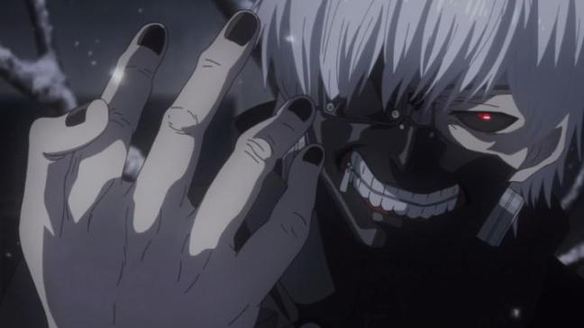 Tokyo Ghoul A Ep 10 Reaction Kaneki Finger Crack