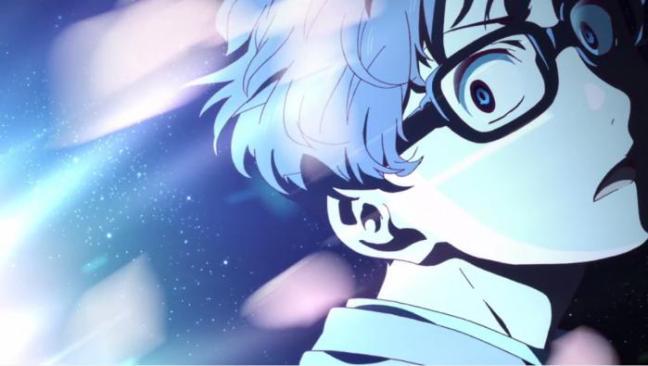 Shigatsu wa Kimi no Uso Ep 22 Reaction